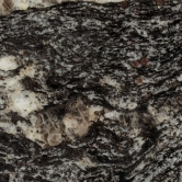 Granite Cosmic Black Leather