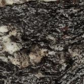 Granite Cosmic Black Leather