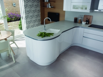 Kitchen Work Surfaces at Kitcheners of Hereford