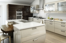avant kitchen contemporary beige ebony