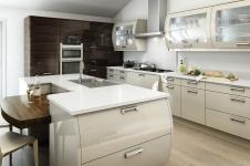 avant kitchen contemporary beige ebony