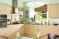 Decor Ferrara Oak Kitchen at Kitcheners of Hereford