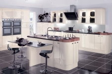Gloss Oyster Kitchen at Kitcheners of Hereford