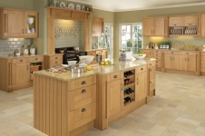 Pendle Oak Kitchen at Kitcheners of Hereford
