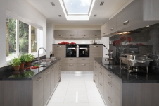 Avola Grey Kitchen at Kitcheners of Hereford