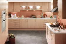 Citra Beech Kitchen at Kitcheners of Hereford